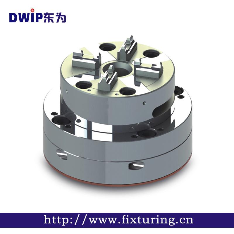 Manual Chuck D100 with EDM Base 3r Erowa Compatible EDM Suitable for EDM CNC