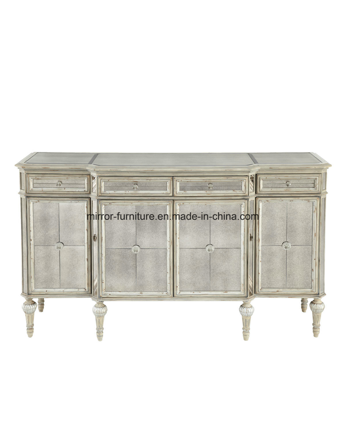 Living Room Antique Mirrored Furniture with High Quality