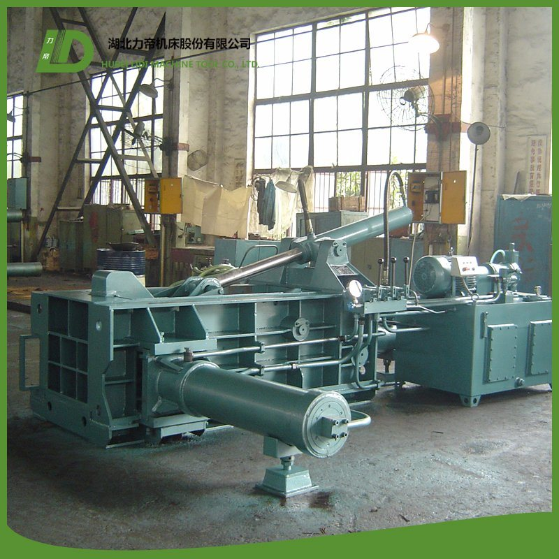 YE81-120 Scrap Metal Baler Packing Machine