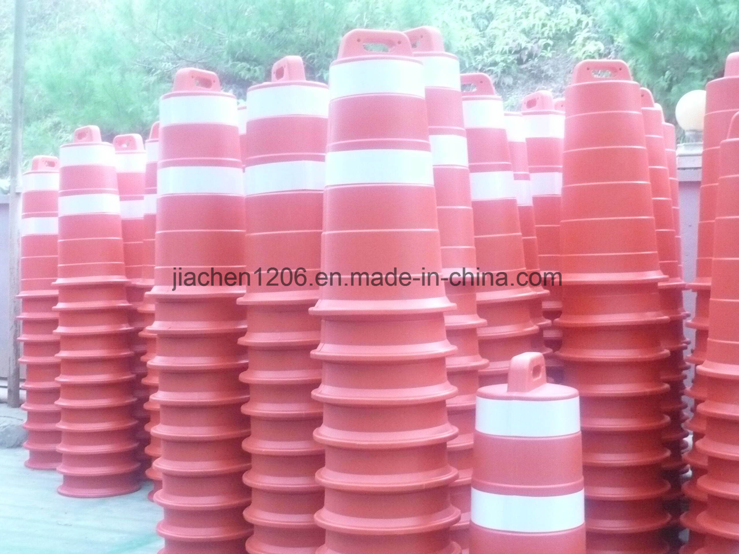 Anti Roll Wholesale China Factory 1250mm Flastic Traffic Drum