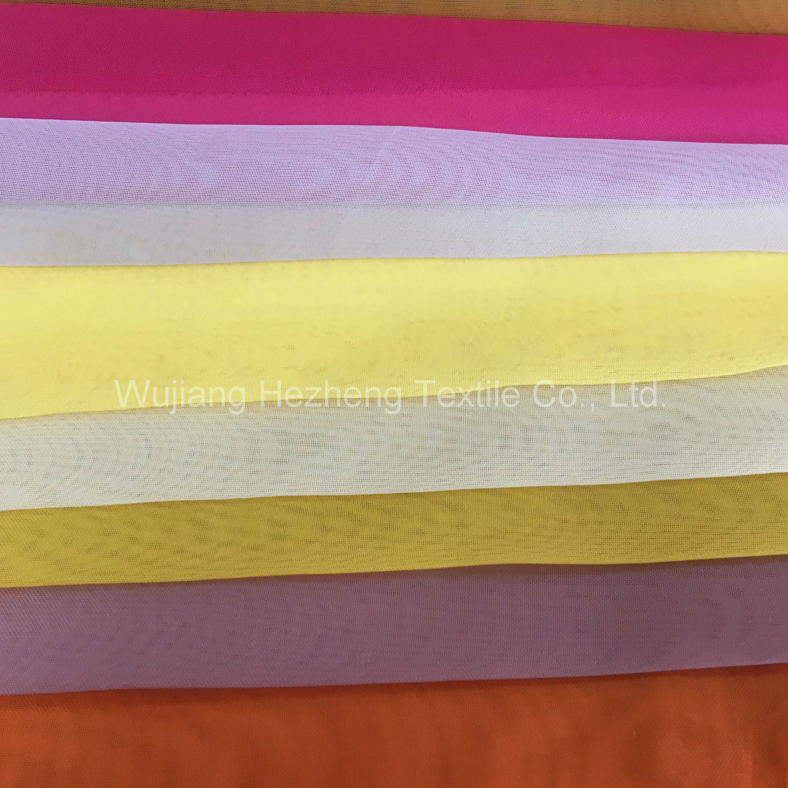 300cm Textile Voile Chemical Fabric for Curtain