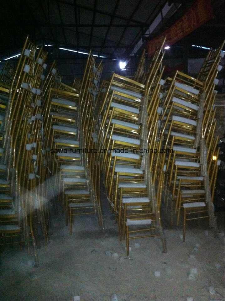 Quality Metal Chiavari Chair Banquet Wedding Event Furniture
