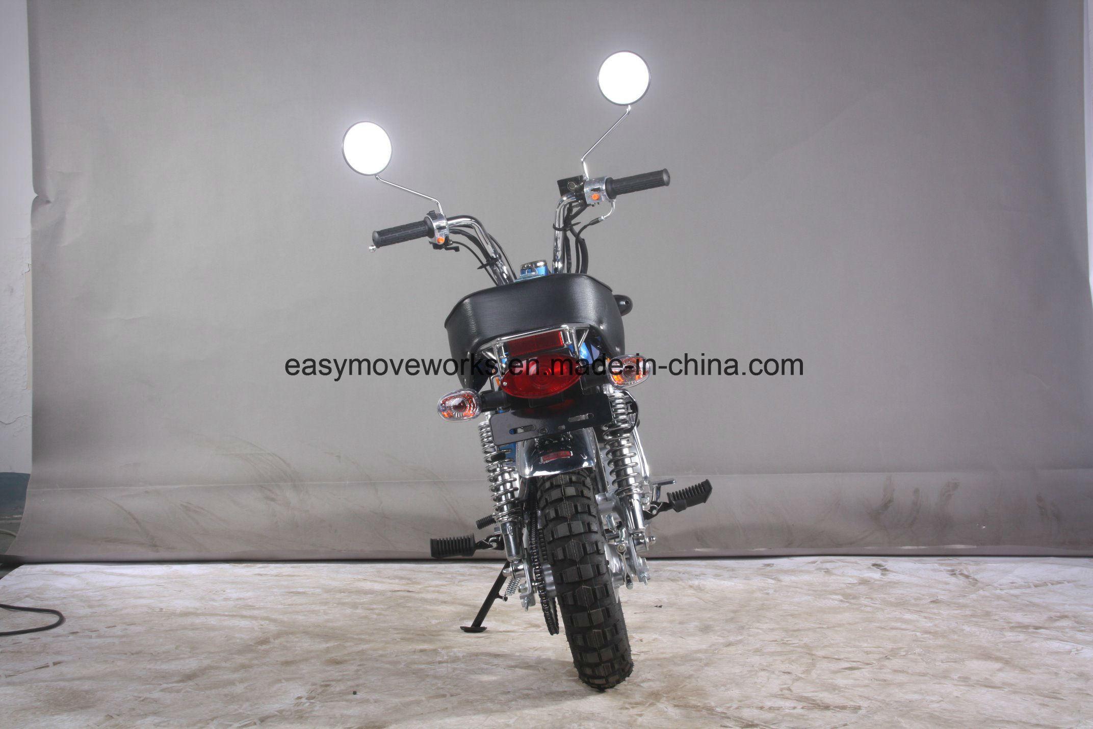 Zhenhua Classic Motorcycle Monkey Bike 125cc Euro4 Efi
