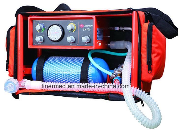 Portable Emergency Ambulance Ventilator