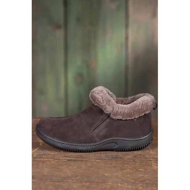 Women′s Sheepskin Slipper Shoes Winter Sheepskin Shoe