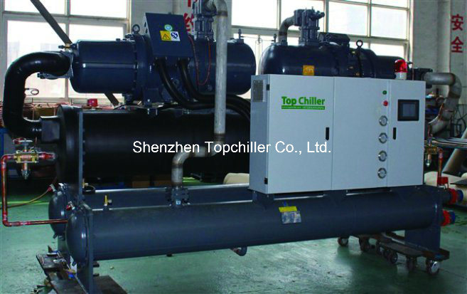 Top Chiller Brand Water Cooled Water Chiller for Dairy Milk Cooling