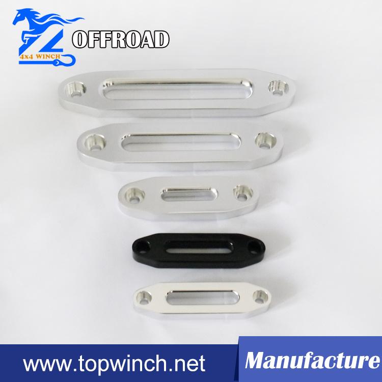 Aluminum Fairlead for Nylon Rope Winch 8000lb-12000lb