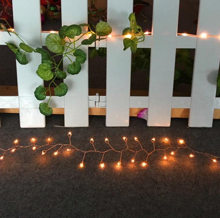 LED Copper String Light 6V 1A for Decoration