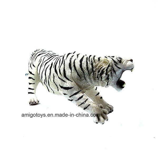 New Edition Animal Plastic PVC Tiger