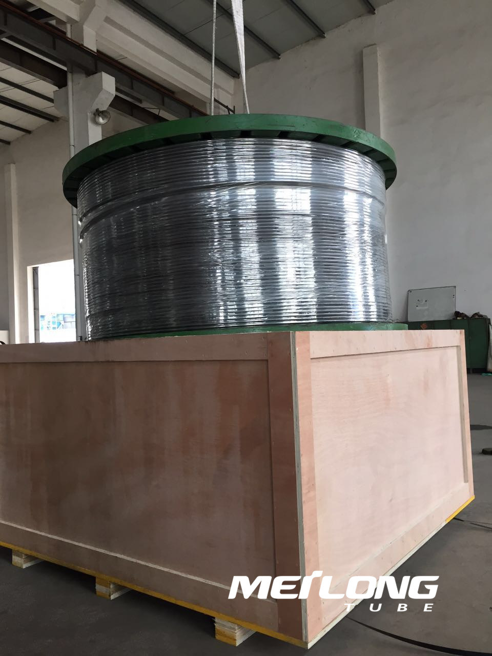 Incoloy 825 Downhole Hydraulic Control Line