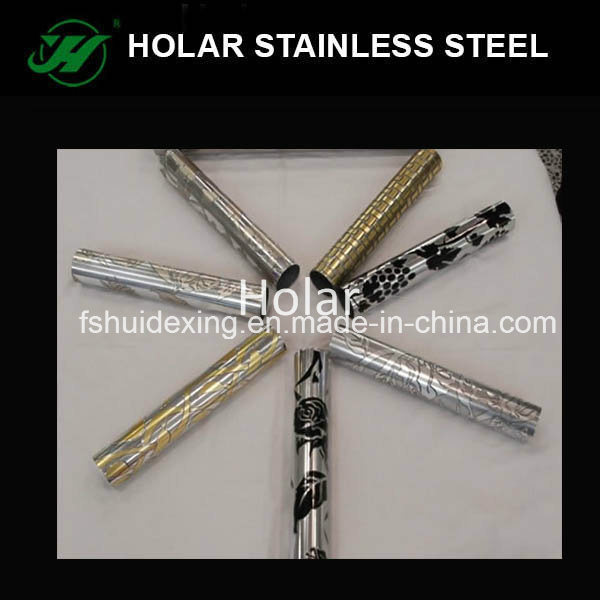 Etching Stainless Steel Tube