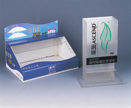 Customize Clear Desktop Acrylic Stand Cosmetic Organizer