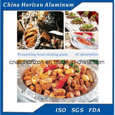 Aluminium / Aluminum Foil Food Container for Freezing