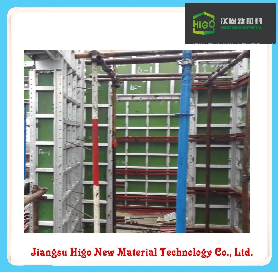 High Quality Aluminum Alloy Construction Aluminium Formwork