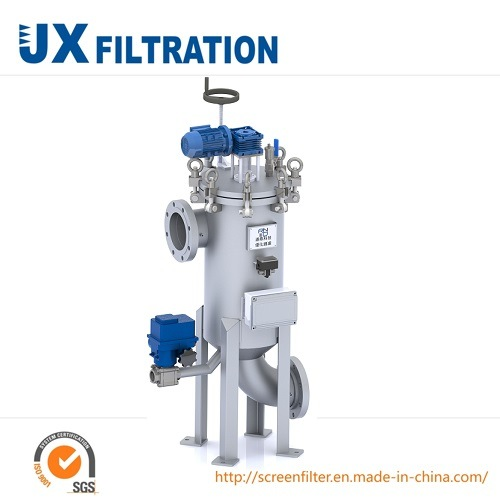 High Capacity Automatic Back Flushing Strainer Filter