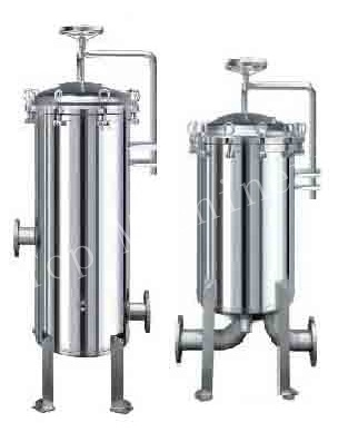 Conventional Multi-Bag Filter
