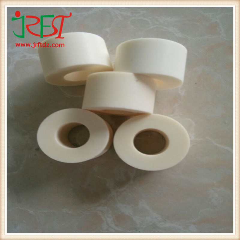 99% Alumina Insulation Electric Ceramic Heater Polish Tube
