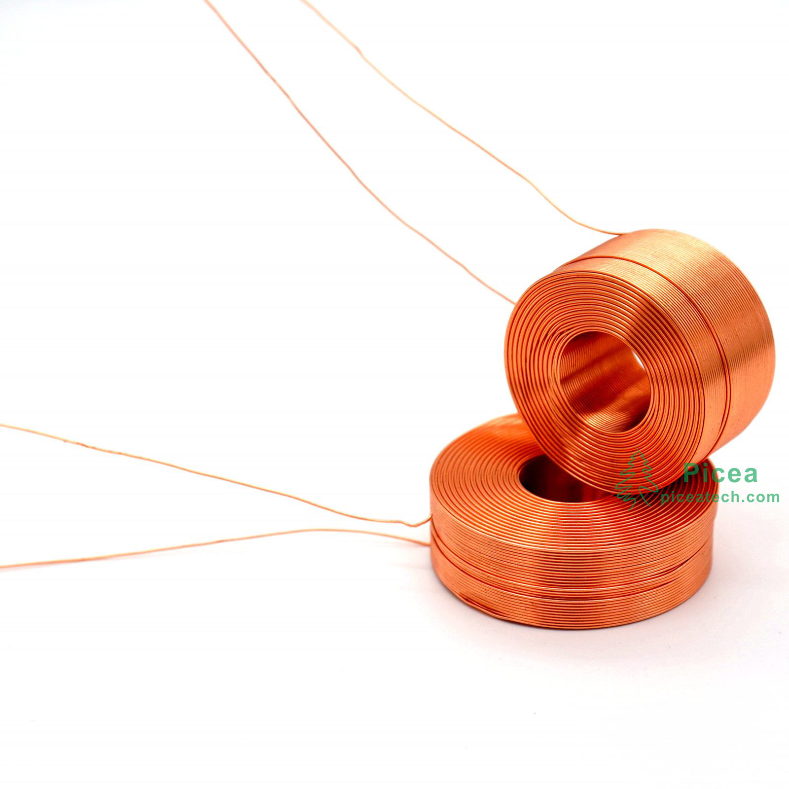 Factory Direct Air Core Coil Antenna Coil Thin Coil