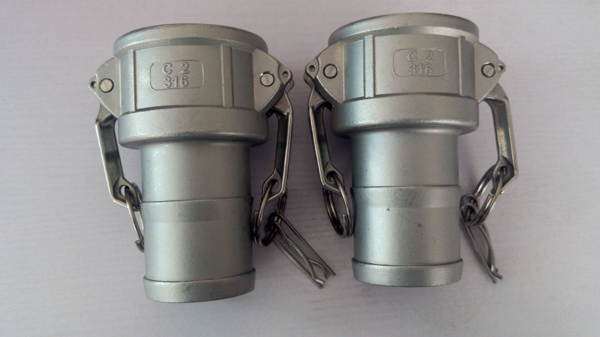 High Quality Hose Coupling with Threaded Bsp