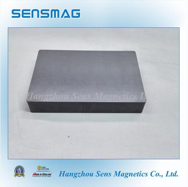 Permanent Ceramic Ferrite Magnet-6X4X1 for Industrial Magnet