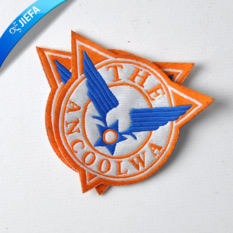 Hot Selling Custom Embroidery Patch for Uniforms