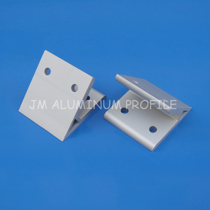 Aluminium Alloy 45 Degree Inside Corner Bracket