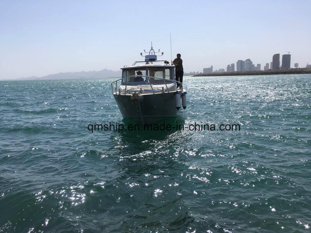 32 FT 9.78m Best Quality Aluminium Fishing Boat