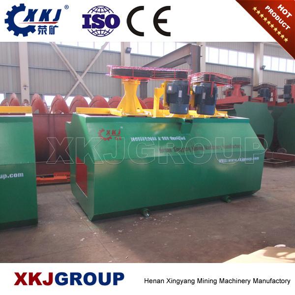 Non-Ferrous Metals/ Mineral Copper Ore Flotation Machine