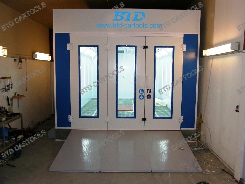 Paint Booth (CE, Spray Booth, 2 Years Warranty Time) (BTD 7600)
