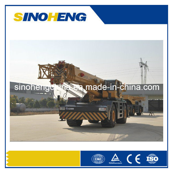New Condition High Performance 60 Ton Rough Terrain Crane Qry60
