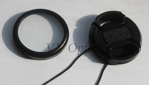 Optical Star Filter for Digital Camera with 8 Stars