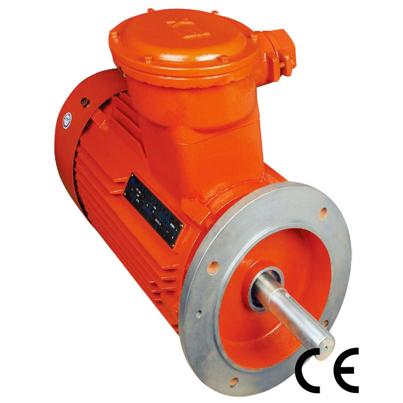 0.55-90kw Frequency-Varied Motor with CE (YVF2-80M)