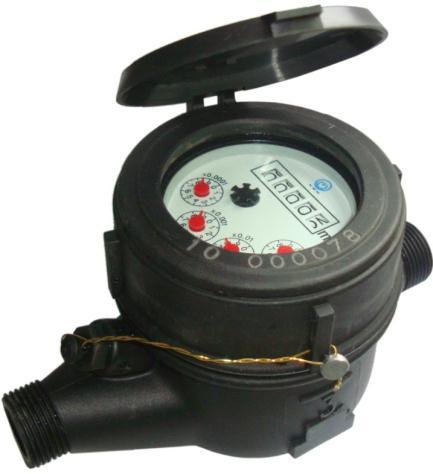 Multi Jet Water Meter (MJ-SDC-E)