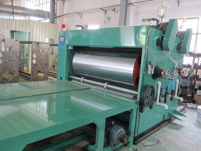 Long Way Printing Machine