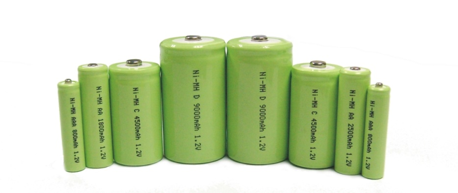 Pile nimh h aa 2500ma de 1 2v rechargeable pile nimh h aa - Pile aa rechargeable ...