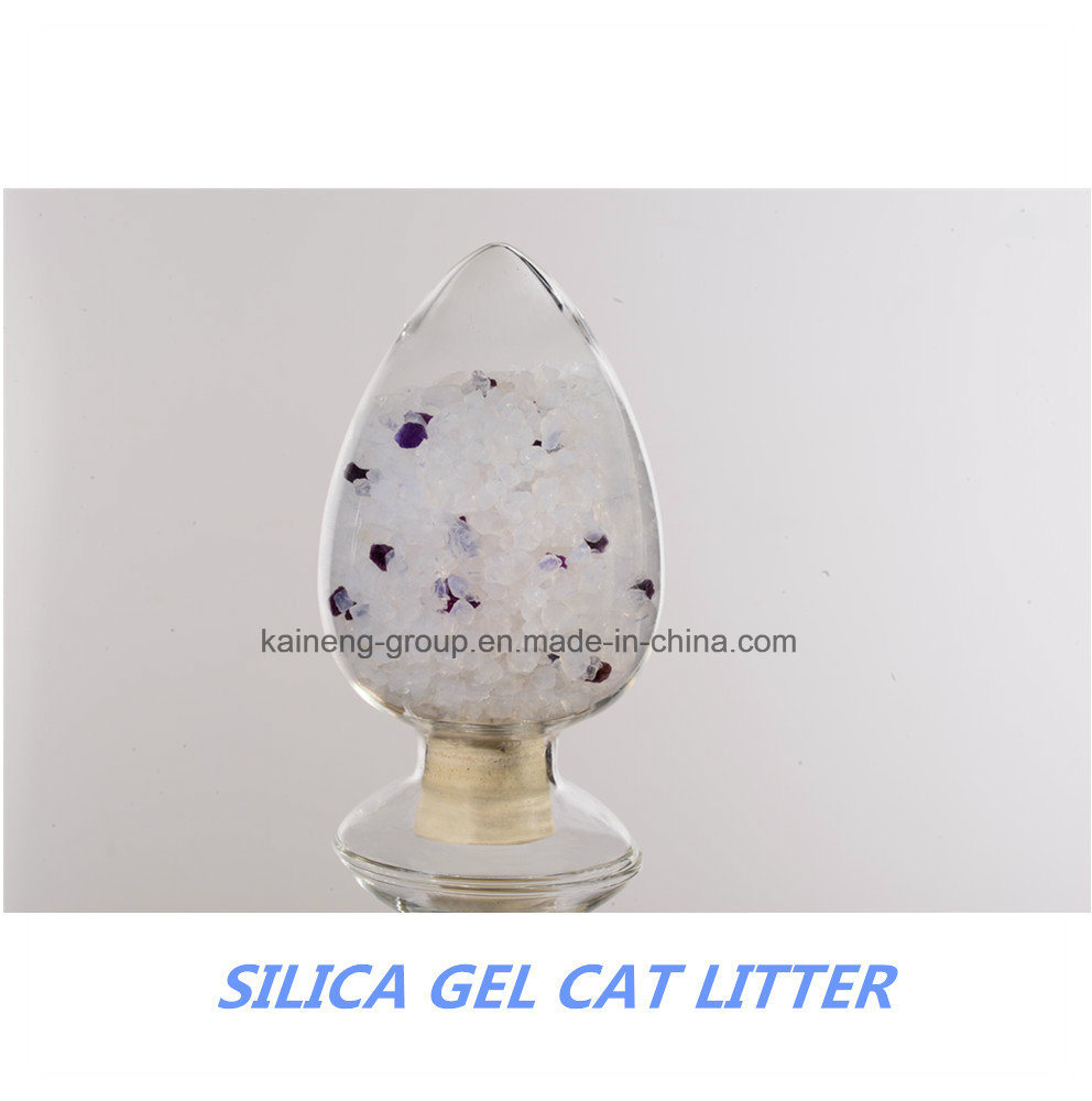 Silica Gel Cat Litter/Cat Sands