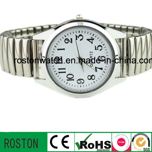 Water Resistant Quartz Movement Man Wrist Watch
