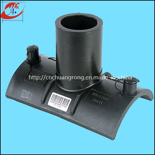 China pe electrofusion fitting branch saddle photos