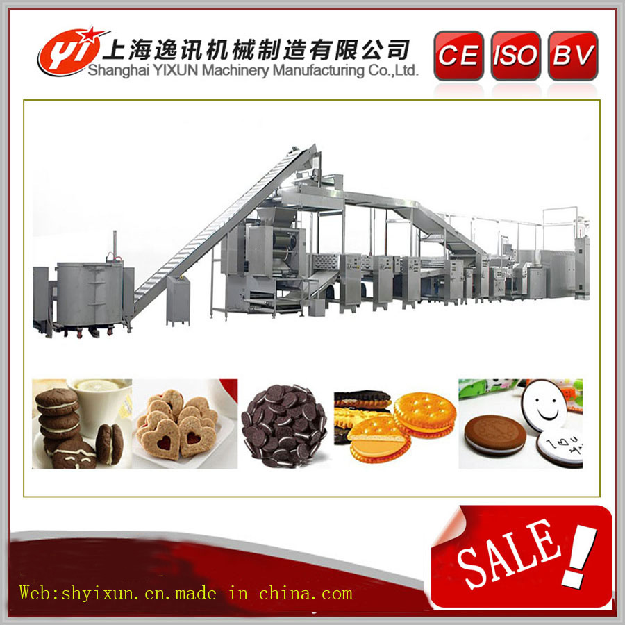 Biscuit Production Line for Hard/Soft/Soda/Cream Sandwiched Biscuit