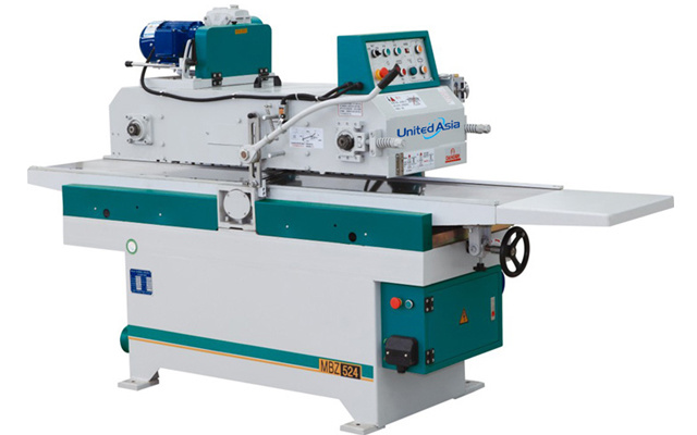 UP 400A Woodworking Planer Machine