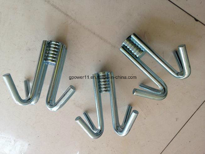 Galvanized Steel Four Strut Coil Insert for Building Precast Concrete spiral Coil Tie