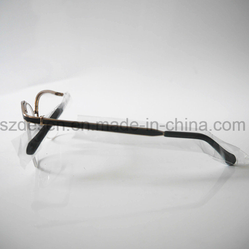 China Wholesale Half Rim Cat Eye Optical Eyeglasses Optical Frame