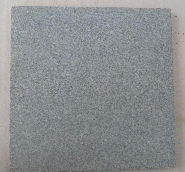 Granito flameado azulejos g3743 granito flameado for Color gris granito