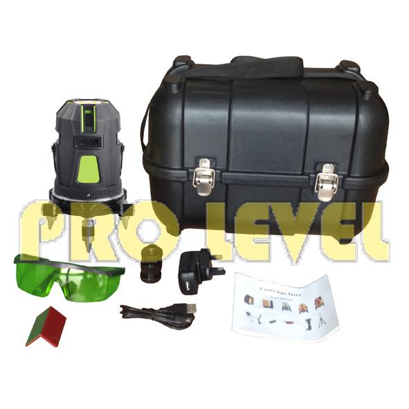 4V4h1d Green Laser Level (SCHO-445G)