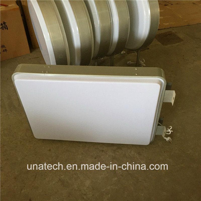 Square Outdoor Street Post Wall Mount Display LED Signboard Silk Printing Vacuum Plastic Light Box