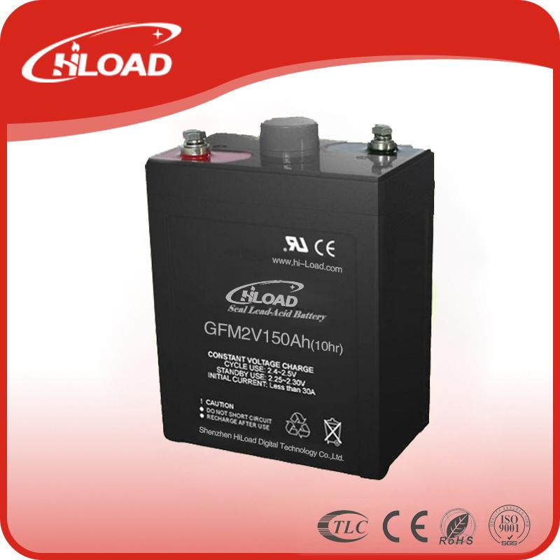 2V150ah Solar Battery /Gel Battery/Power Battery