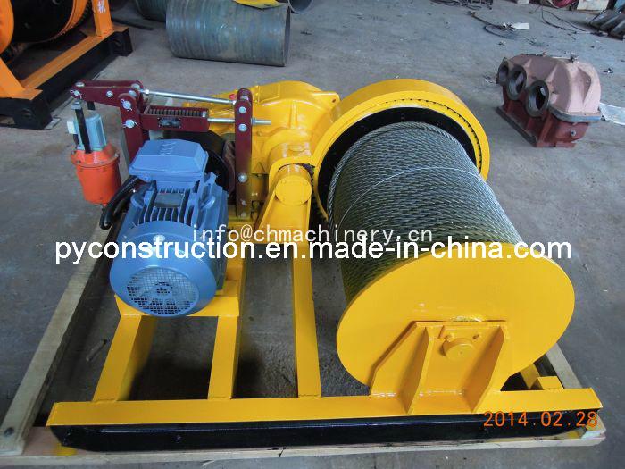 High Speed Coal Mine Winch 65m/Min