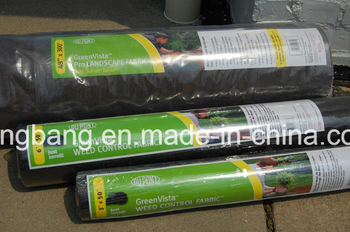 Heavy Duty Weed Barrier for Garden Use