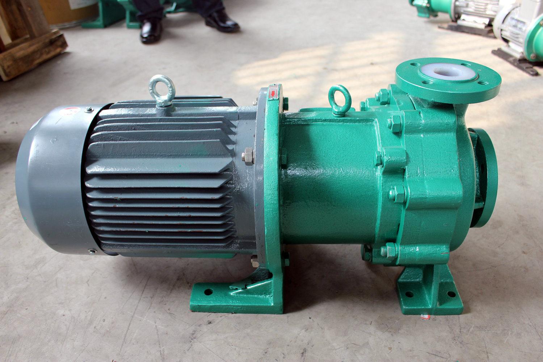 Fluorine Plastic Magnetic Pump (CQB)