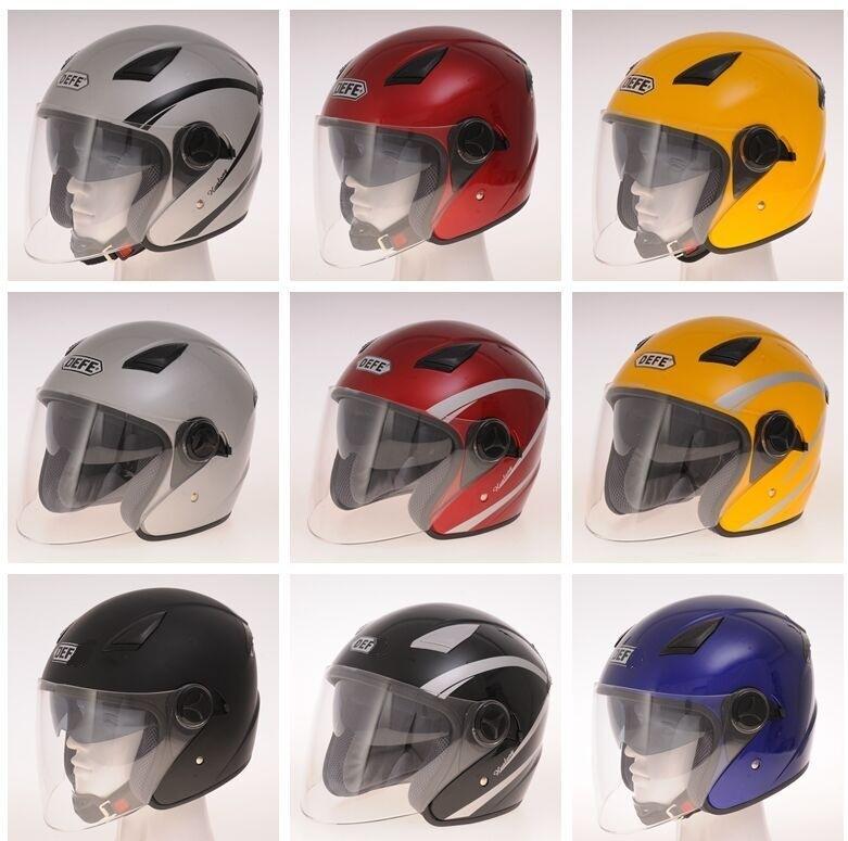 ECE DOT Open Face Half Face Full Cross Flip Face Helmets